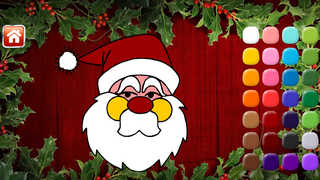 菲菲猫圣诞涂鸦 screenshot 2