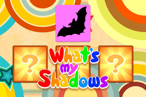 Preschool Kids What's my Shadow - náhled