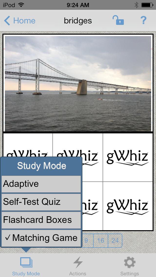 gFlashPro - Flashcards & Tests screenshot 4