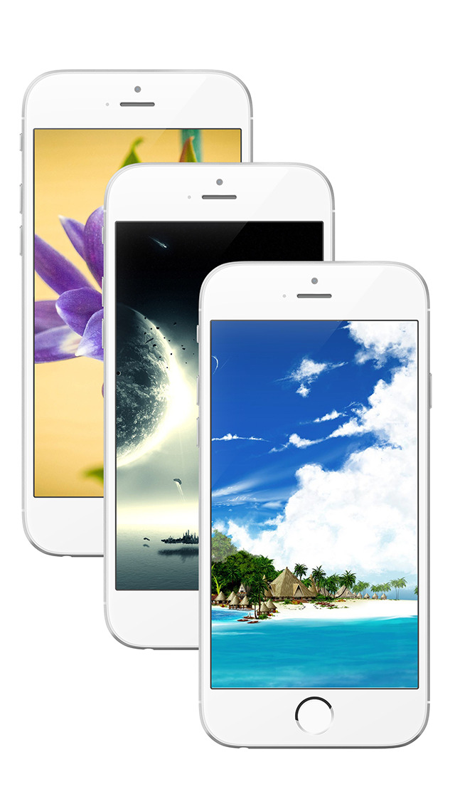 Wallpapers for iOS 8, iPhone 6/Plus Pro screenshot 5