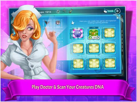 Doodle Creatures™ Alchemy HD screenshot 3