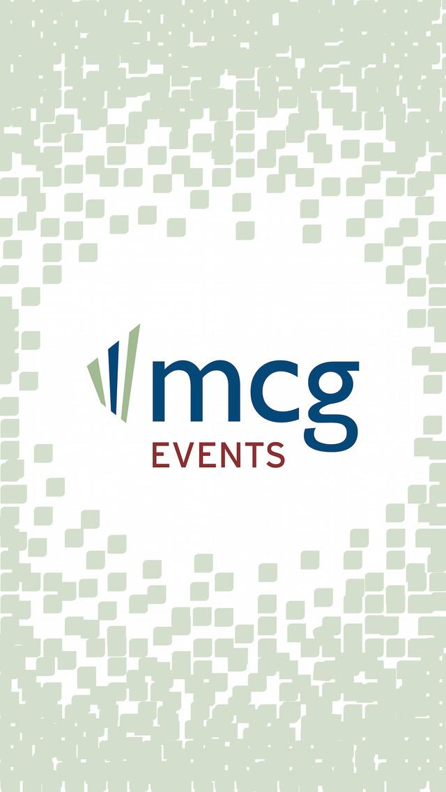 MCG Events screenshot 1
