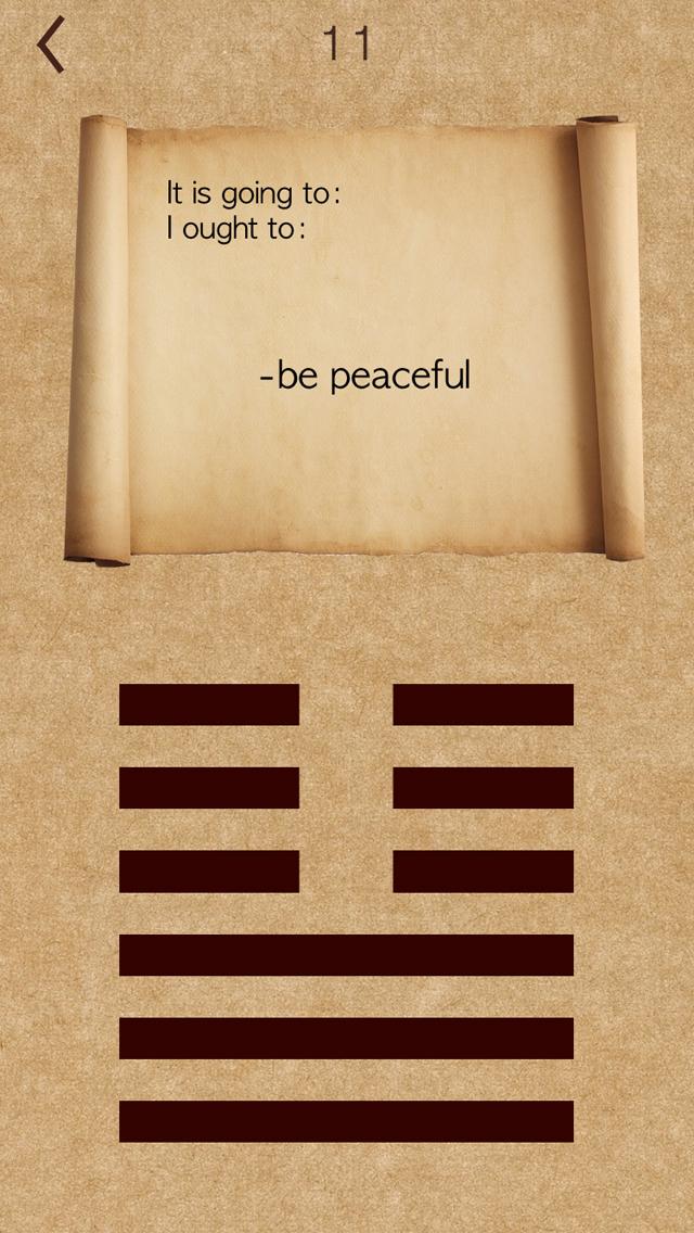 I Ching - The Smart Book screenshot 3