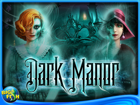 Dark Manor: A Hidden Object Mystery. screenshot 10