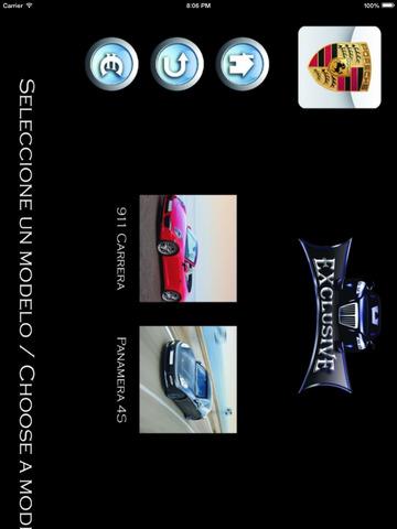 Exclusive Rental Cars screenshot 9