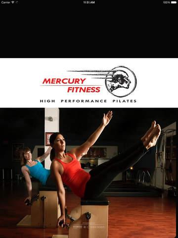 Mercury Fitness Pilates screenshot #1