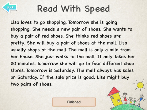 Dyslexia Read With Confidence HD screenshot 1