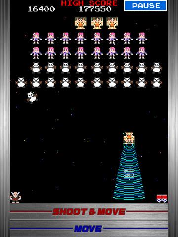 Galaga : TEKKEN 20th Anniversary Edition screenshot 8