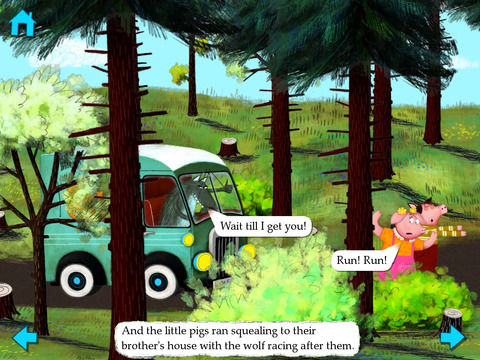 The Three Little Pigs by Nosy Crow screenshot 8
