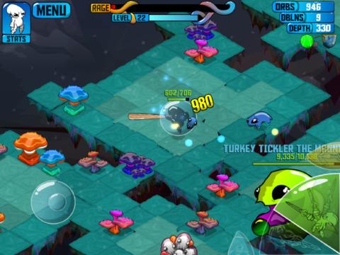 Quadropus Rampage screenshot 10