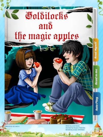 Goldilocks and the Magic Apples - Have fun with Pi - náhled