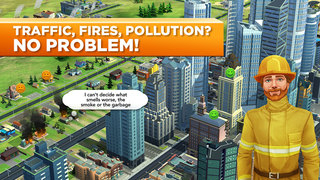SimCity BuildIt screenshot 3