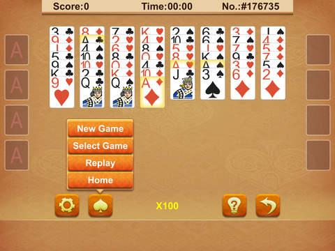 ! Freecell Pro screenshot 5