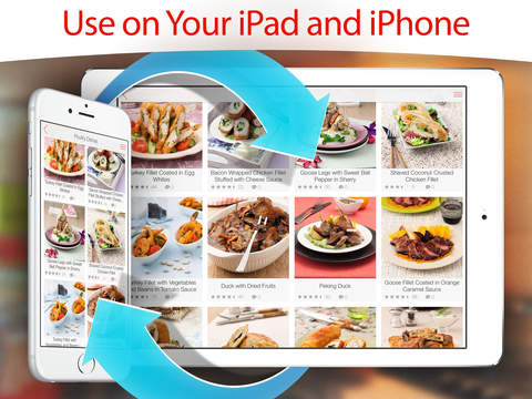 Yum-Yum! 1000+ Free Recipes with Step-by-Step Photos & Grocery Shopping List screenshot 10