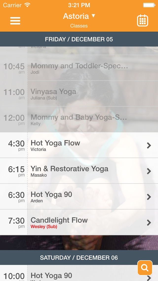 The Yoga Room screenshot #3