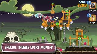 Angry Birds Friends screenshot #5