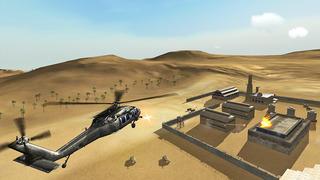 Helicopter Sim Hellfire screenshot 4