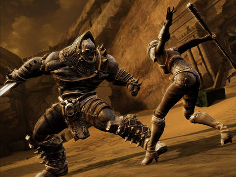 Infinity Blade III screenshot 7