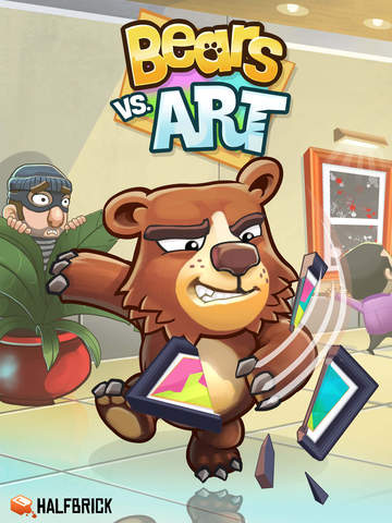 Bears vs. Art screenshot 6
