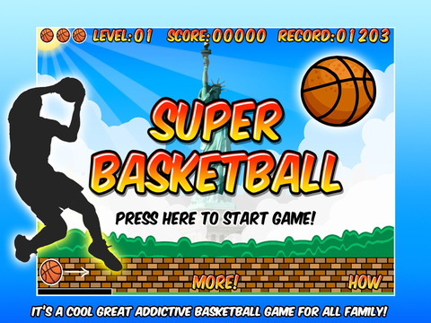 Super Basketball FREE screenshot 6