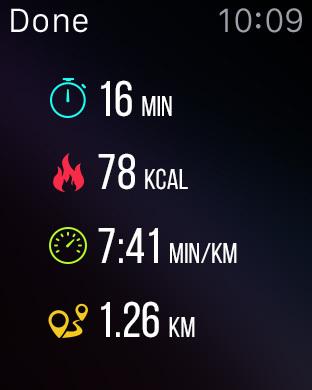 Weight Loss Running by Verv screenshot 8