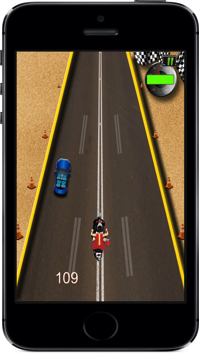 Grandma In Traffic PRO screenshot 4
