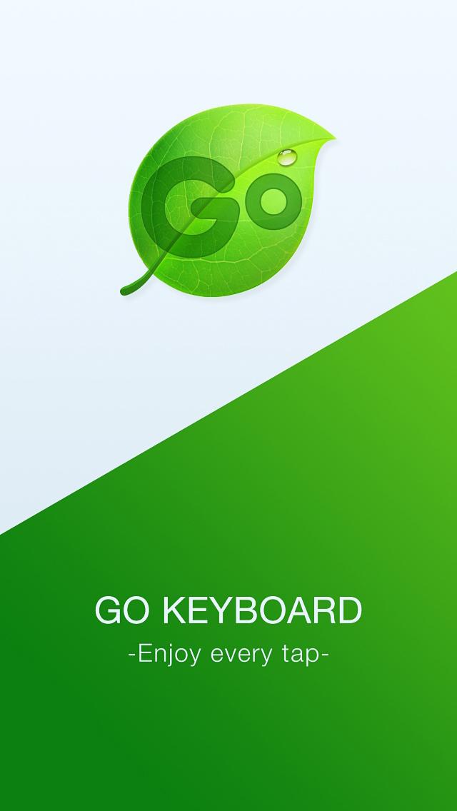 GO Keyboard-Emojis&Cool Themes screenshot 5