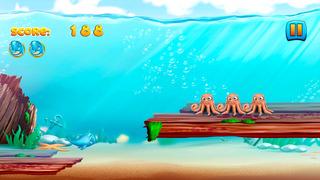Moby Whale Run screenshot 1