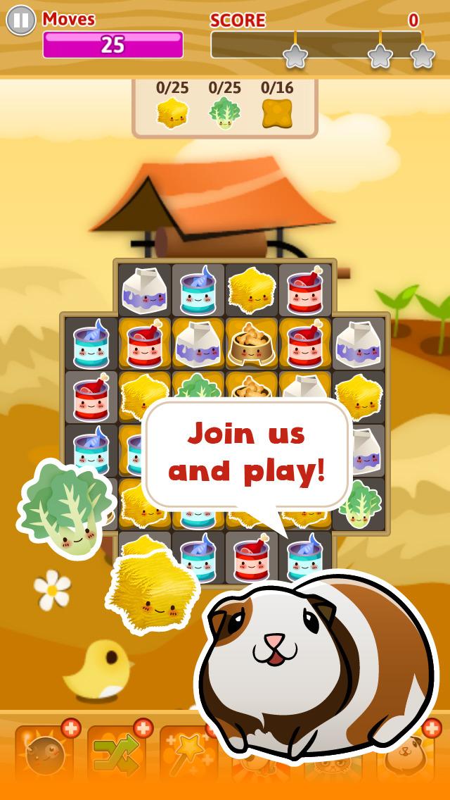 Pet Paradise Story - Match 3 puzzle adventure screenshot 3