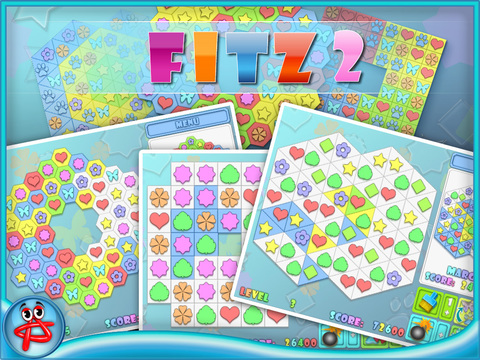 Fitz 2: Match 3 Puzzle Game screenshot 6