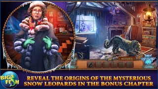 Fierce Tales: Feline Sight - A Hidden Objects Mystery Game screenshot 4