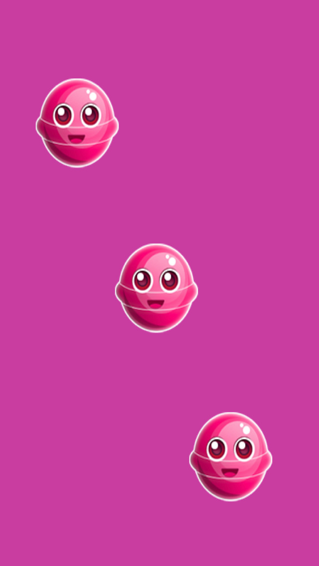 Gum Ball Crush Lite screenshot 1