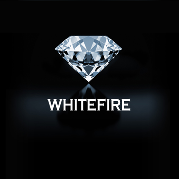White Fire Diamonds