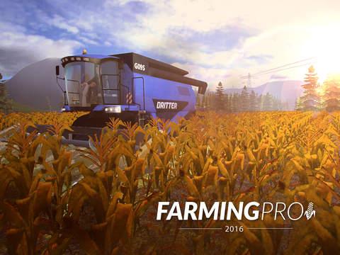 Farming PRO 2016 screenshot 6