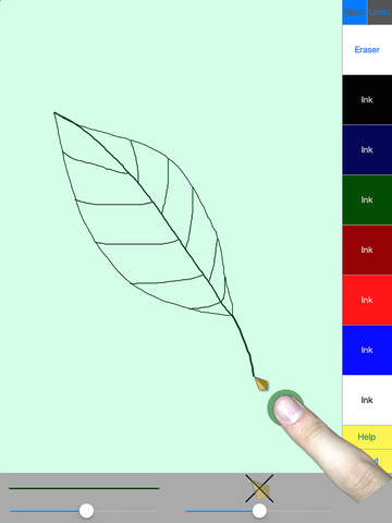 Penpoint Drawing - The best replacement of stylus for drawing with iPad screenshot 2