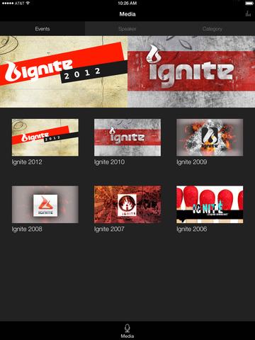 World Ignite Network screenshot 4