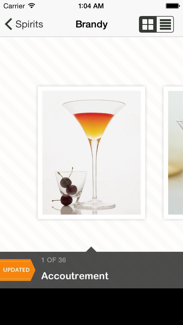 FOOD & WINE Cocktails screenshot 3