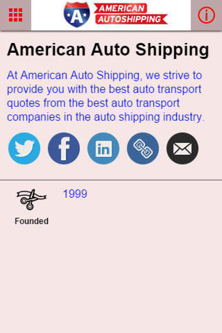 American Auto Shipping - náhled