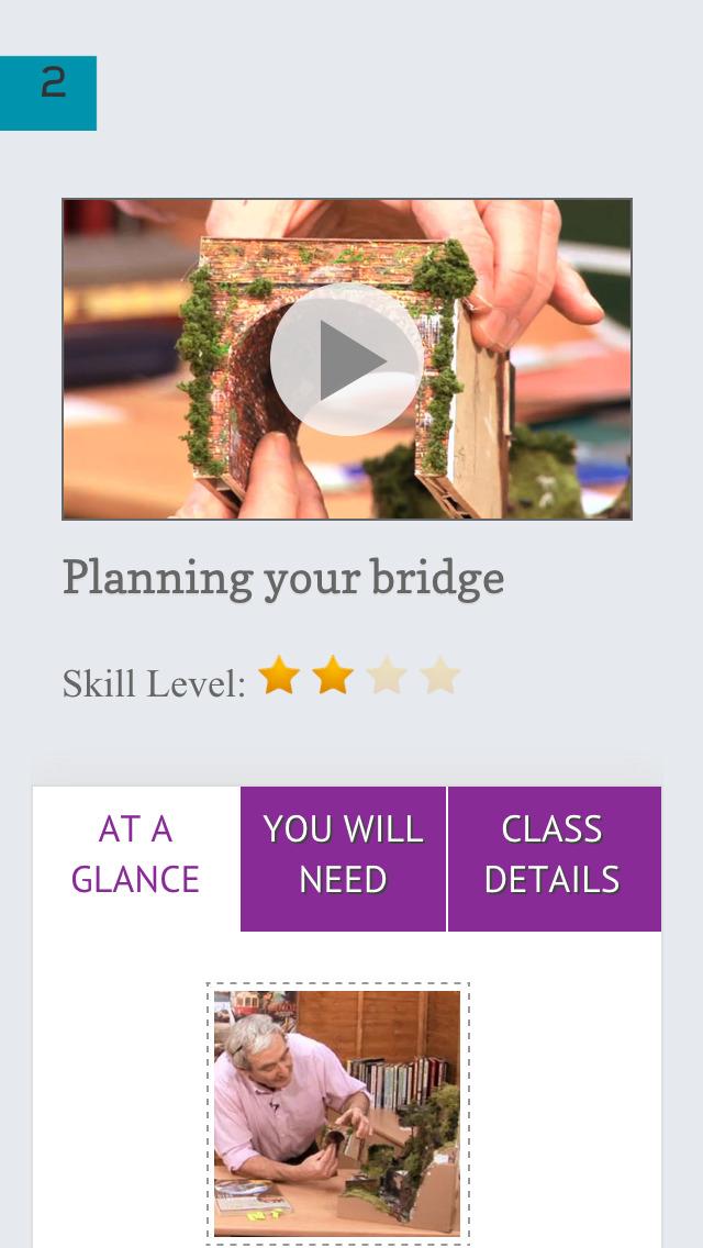 Building Bridges for your Model Railway screenshot 2