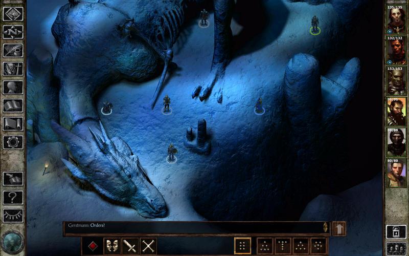 Icewind Dale: Enhanced Edition screenshot 4