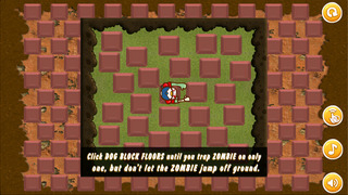 I Trap The Zombie Pro - cool brain buster puzzle game screenshot 2