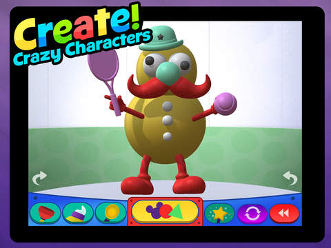Clay Maker: Mickey Mouse Clubhouse screenshot 8