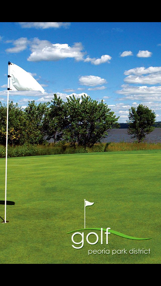 Peoria Park District Golf screenshot 1