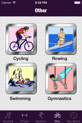 Sports Calorie Calculator - The best exercise tool - náhled