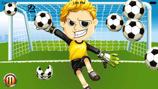 Soccer Perfect : Win Dream League screenshot 4