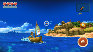 Oceanhorn ™ screenshot #2