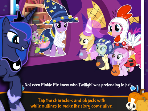 My Little Pony: Trick or Treat screenshot 7