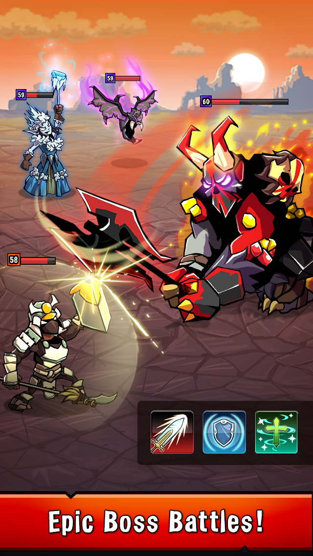 Honor-Bound TCG CCG Card Quest screenshot 1