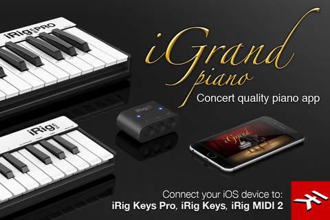 iGrand Piano FREE - náhled