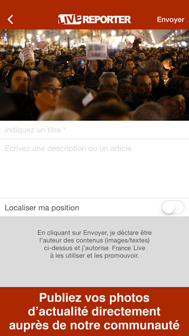 Lille Live : toute l'actu de Lille et sa région screenshot 4